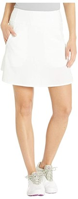 Puma PWRSHAPE Fashion Skirt (Bright White) Women's Skirt