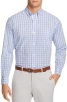 Tailorbyrd Staghorn Regular Fit Button-Down Shirt