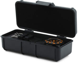 Men#39;s Swiss Made Colormark Silicone Strap Watch