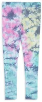 Butter Shoes Girls' Tie Dye Leggings - Sizes S-XL