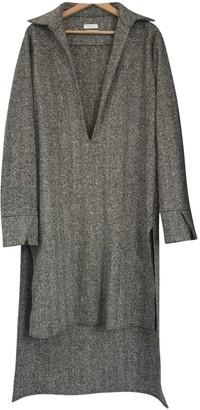 Deveaux Black Wool Jacket for Women