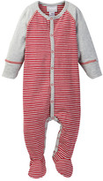 Coccoli Striped Raglan Footie (Baby Boys)