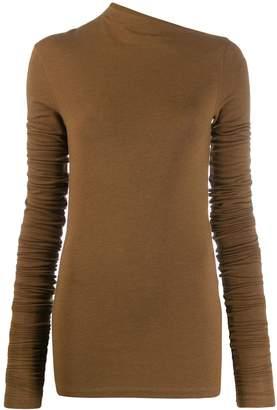 Lemaire asymmetric neck jumper