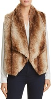 BB Dakota Julius Faux Fur Vest