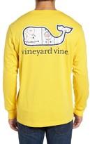 Vineyard Vines Men's Rink Whale T-Shirt