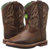 John Deere Everyday Broad Square Toe Men's Work Boots