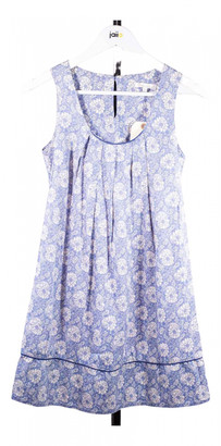 Les Petites Blue Cotton Dresses