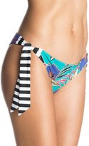 Roxy Women's Polynesia Knotted Surfer Bikini Bottom