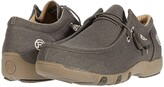 Roper Chillin (Brown Stretch Fabric) Women's Shoes