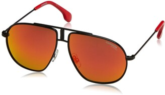 Carrera Kids' Carrerino 21 Aviator Sunglasses BLACK 54 mm
