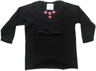 Gaelle Bonheur Black Cotton Knitwear for Women