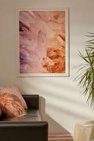Urban Outfitters Debbie Carlos Crystalscapes Art Print