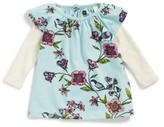 Tea Collection Infant Girl's Glenna Flutter Dress