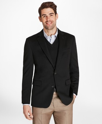 Brooks Brothers Regent Fit Two-Button Cashmere Sport Coat