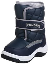 Tundra Snow Kids Boot (Toddler/Little Kid),Navy,9 M US Toddler