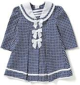 Bonnie Jean Baby Little Girls Christmas Holiday Easter Birthday Dress Coat