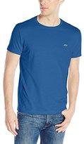 Lacoste Men's Short Sleeve Jersey Pima Regular Fit Crew Neck T-Shirt