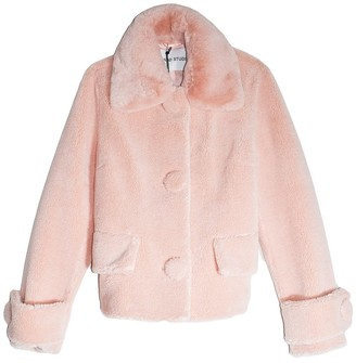 Stand Regina Jacket in Seashell Pink