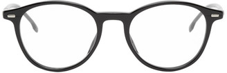 BOSS Black Round Glasses