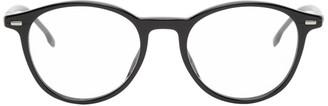 HUGO BOSS Black Round Glasses