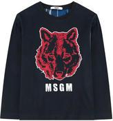 MSGM Graphic T-shirt