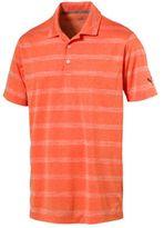 Puma Golf Men's Pounce Stripe Polo