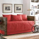 Tommy Bahama Nassau Spice 5-Piece Daybed Set in Red
