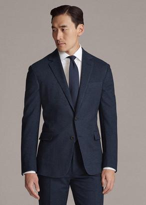 Ralph Lauren Hadley Pique Suit Jacket