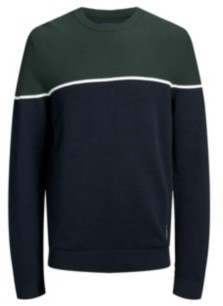 Jack and Jones Men's New Autumn Long Sleeved Sweater