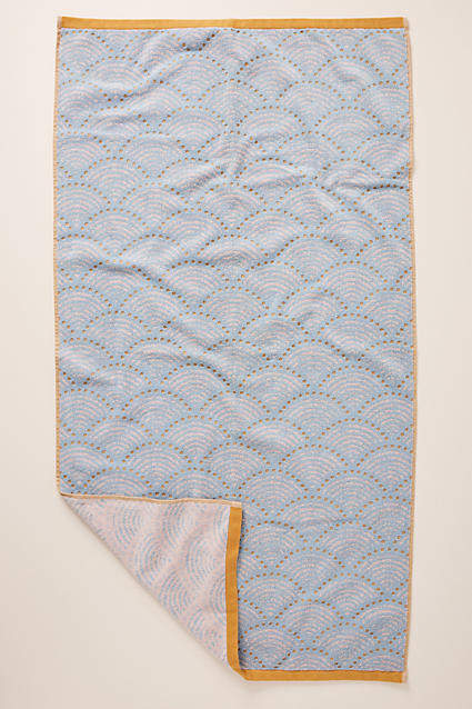 Anthropologie Blaire Towel Collection