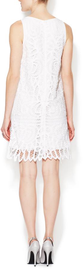 Erin Fetherston Jordan Lace Shift Dress