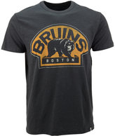 '47 Men's Short-Sleeve Boston Bruins Scrum T-Shirt