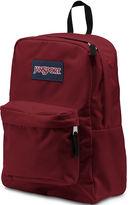 JanSport Superbreak Viking Red Backpack