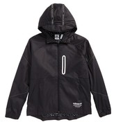 adidas Boy's Junior Nmd Hooded Windbreaker
