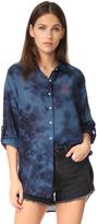 Sundry Toi Et Moi Oversized Shirt