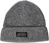 Tom Tailor Men's Structured Beanie