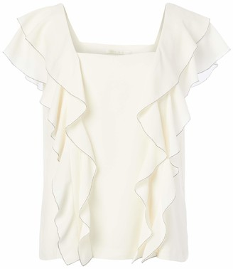 Cooper & Ella Women's Pico Stitch Lily Top