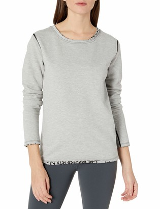 Maaji Women's All Aboard Athleisure Reversible Sweatshirt