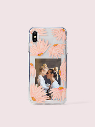 Kate Spade Jeweled Falling Flower Photo Frame Iphone Xs Max Case