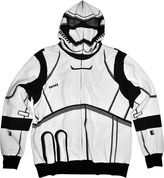 Star Wars STARWARS Storm Trooper Costume Fleece Full-Zip Hoodie