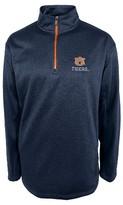 NCAA Auburn Tigers Men's 1/4 Zip Sweatshirt