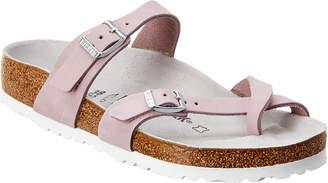Birkenstock Women's Mayari Nubuck Leather Sandal
