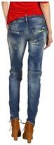 DSquared DSQUARED2 - Pants 5 Pocket (Blue) - Apparel