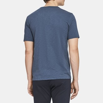 Theory Essential Tee in Cotton