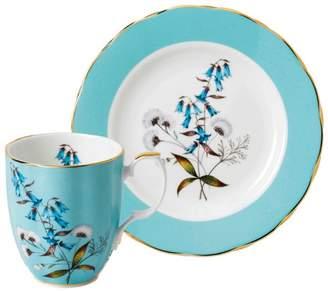 Royal Albert Festival Mug And Plate Set