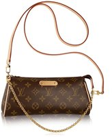 Louis Vuitton Authentic Canvas Eva Cluth Handbag Article: M95567 Made in France