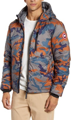 Canada Goose Lodge Slim Fit Packable 750 Fill Power Down Hooded Jacket
