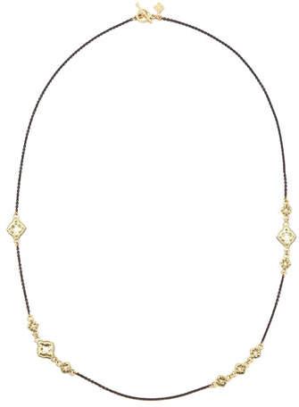 Armenta Quatrefoil Necklace