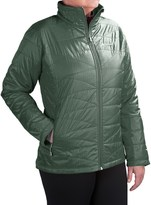 Columbia Mighty Lite III Omni-Heat® Jacket - Insulated (For Plus Size Women)