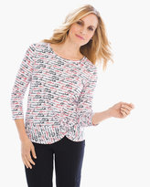 Chico's Bridget Inspiration Tee